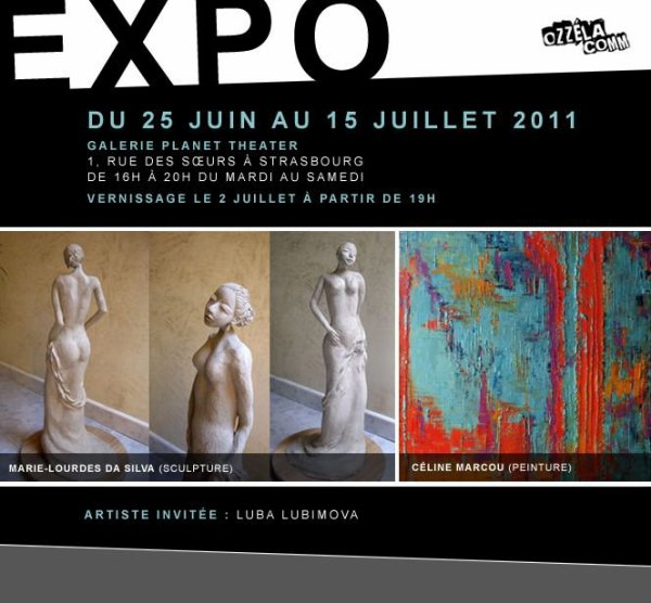 EXPO DE MES SCULPTURES