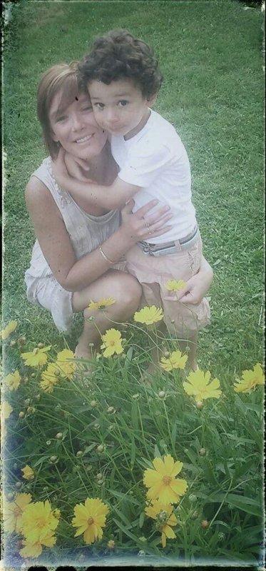 Moi et mon petit coeur d amour
