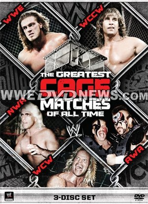 WWE's Greatest Cage Matches of All-Time