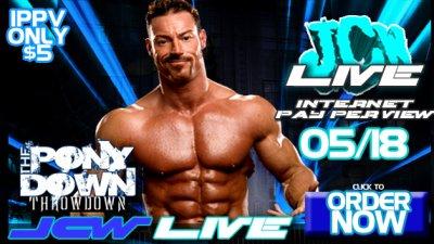 "Juggalo Championship Wrestling ""Ponydown Throwdown"" - 18 mai 2011"