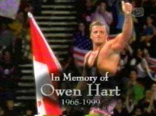 12 Ans de Owen Hart