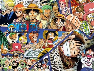 Bienvenue dans mon blog dédier a One Piece !