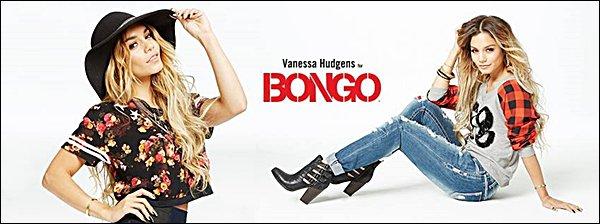 .  Vanney posant pour la marque BONGO en 2014  .