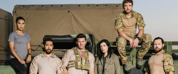 CBS accorde une saison complète pour SEAL Team