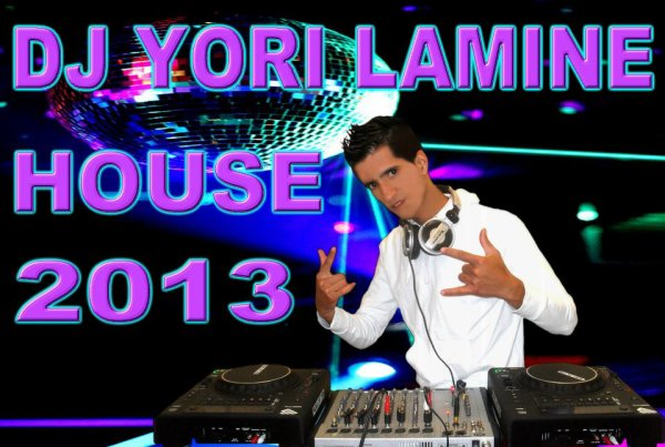 DJ YORI LAMINE DANCE TOP HITS 2013