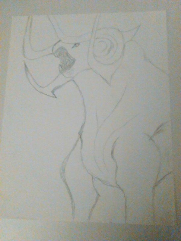 Juste un p'tit dessin comme ça à l'arrache par ce que je n'ai rien posté depuis longtemps !! :D :P