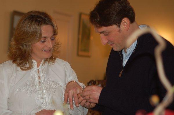 nous nous sommes dit oui devant le maire le 18/12/2010