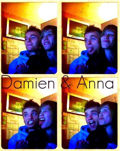 Damien,Juste je t'aime Petit Coeur ♥