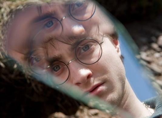 Harry Potter et les Reliques de la mort - Dernière partie.