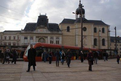 """L'association """"eclipse"""" rando du 17/12/2010 au Mans"""