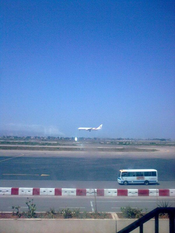 avion oran