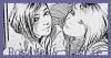 Baloo & Samy ; Une amitié interminable qui a commencer sur un triper lâcher sur facebook. Depuis, plus jamais de Rosana sans Laurie & inversément. Putain, tu peux même pas savoir à quel point tu es importante & une fille en or à mes yeux bellah :$ Je t'aime plus que tout, ! Que de bons moments avec toi & inlassables (: