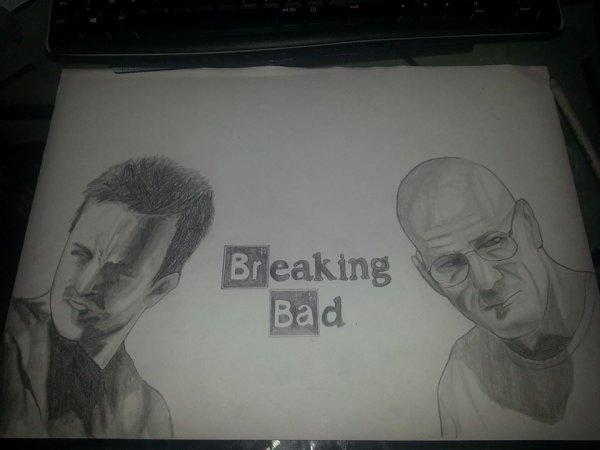 Pour les fans de breaking bad *_*