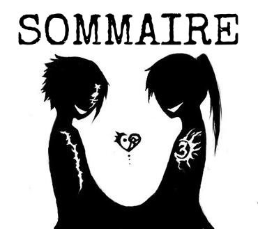 ♠ Sommaire ♠