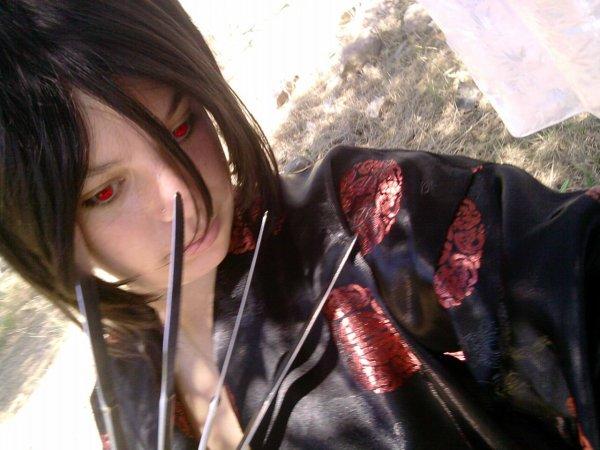 cosplay Sebby version kimono <3