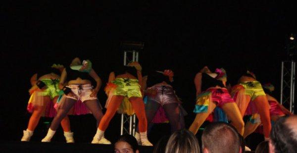 Alliance au Festival de danse des Félines