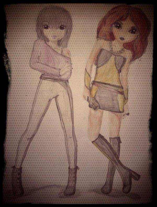 ¤ Glam'Rock Girls ¤