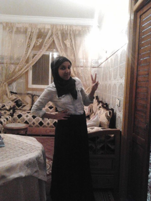 Khadija El Idrissi  ....Jamila Nak   ...Siham Ba   ...Nada Haimama   ...