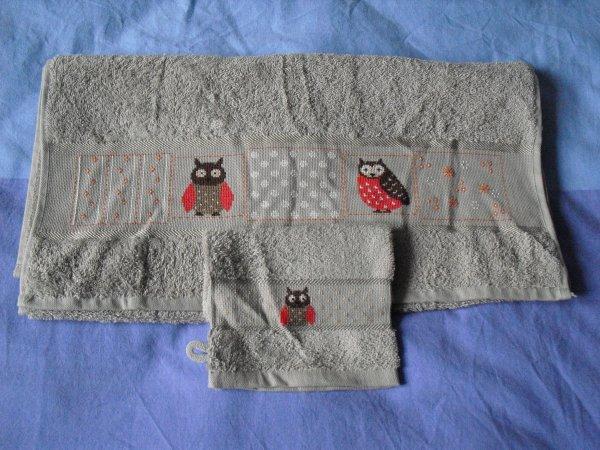 Nouveau modèle de serviette