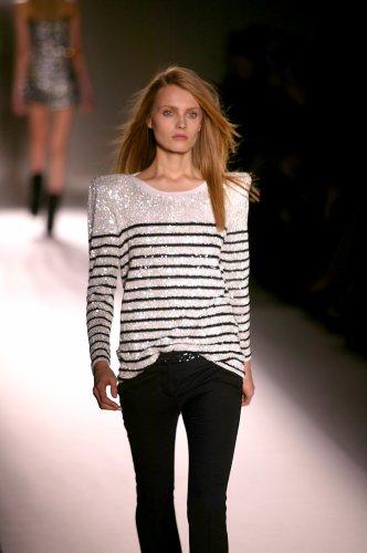 Anna Jagodzinska , model