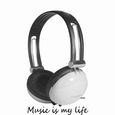 ♪ Music is my life ♪