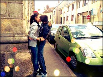 Mon amoureuuux <3 :$