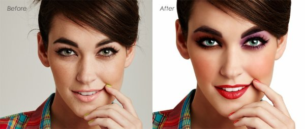Glamor Retouching | Clipping Path India