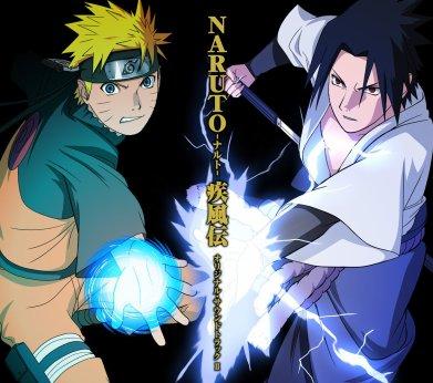 sasuke et naruto