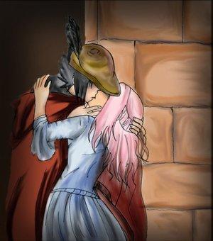 l amour du chevalier vengeur