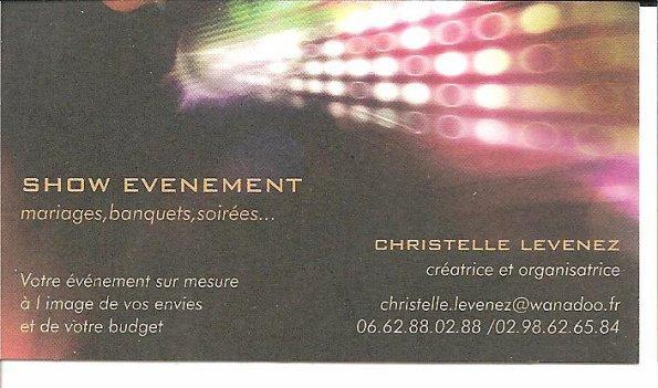 SHOW EVENEMENT