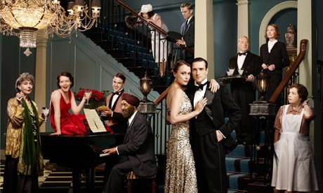 1er Article : Maîtres et Valets (Upstairs DOWNSTAIRS) 2010-2012