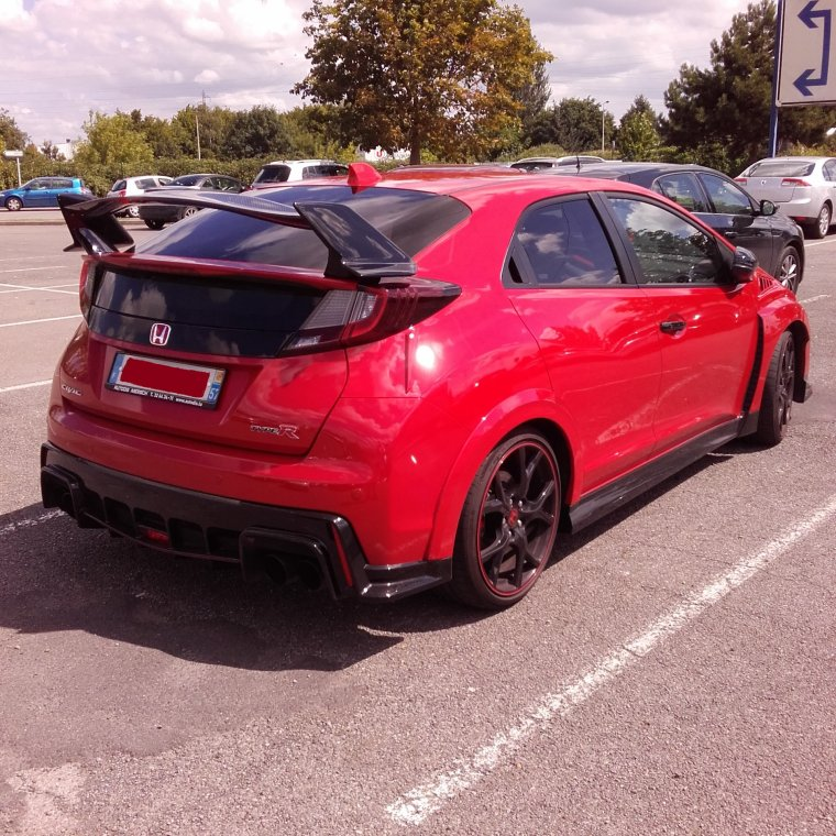 // HONDA CIVIC TYPE-R //