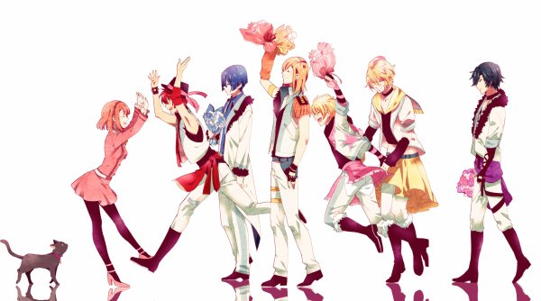 Uta no prince-sama Maji love....