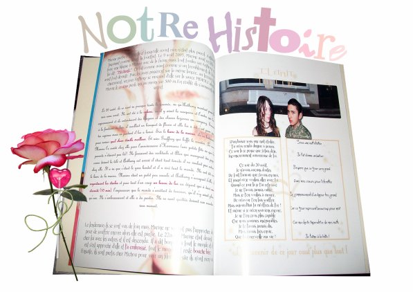 NOTRE HISTOIRE (by LUI & ELLE )
