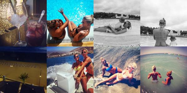 Photo d'Amélie, Hugo et une de ses amies à Tenerife