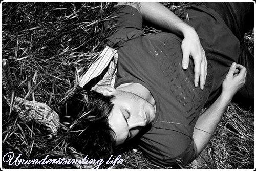 ♣ Ununderstanding life.