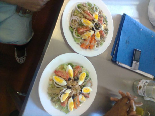 salade nichoise