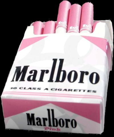 pink Marlboro <3