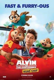 ALVIN ET LES CHIMPMUNKS 4
