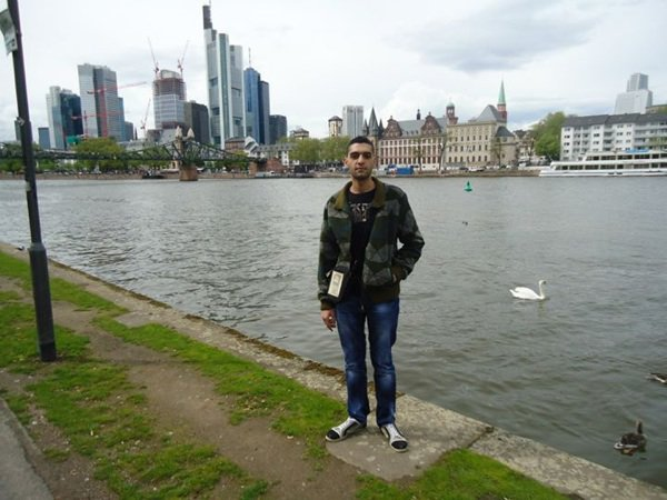 Frankfurt le main