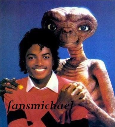 Michael et E.T