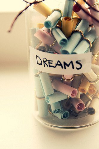 DIY → Dream jar
