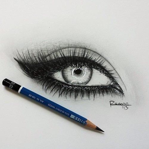 Astuce beauté → se maquiller les yeux