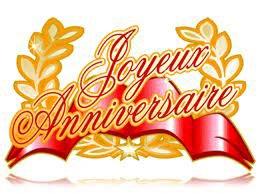 un joyeux anniversaire pour le mari de gigi 8o pleind de bhonneur en ce jour  bisous a tous