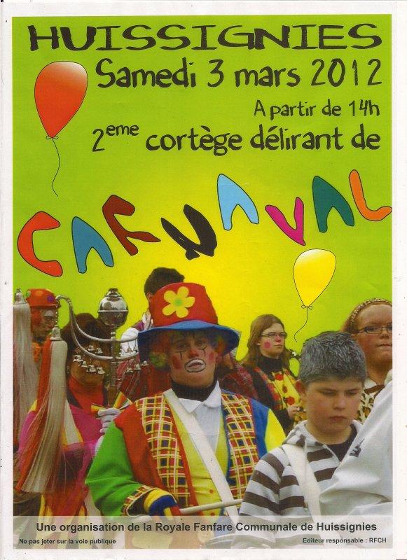 carnavalhuis 2012