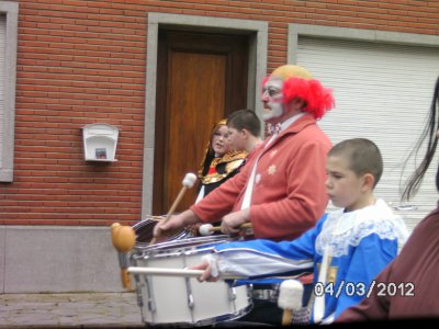 carnaval à huissignies 2012