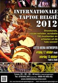 fanfare aux Reuzentaptoe  Borgerhout  15/9/2012