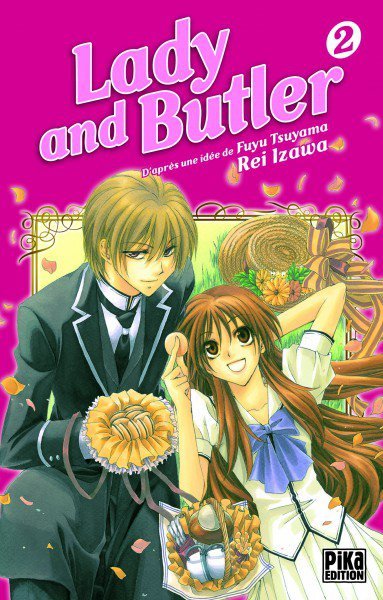 Lady and Butler de  Rei Izawa et Fuyu Tsuyama