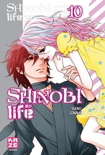 Shinobi Life de Shoko CONAMI
