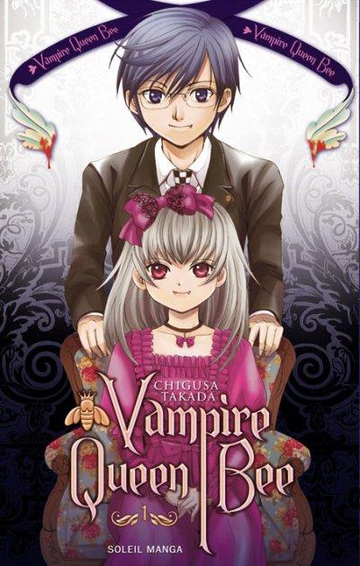 Vampire Queen Bee de Chigusa TAKADA